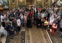 Святкування храмового празника при парафії святих ап. Петра і Павла
