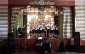"""Ластів'ята учасники сучасної пісні та поезії """"Під небом Господнім"""""""