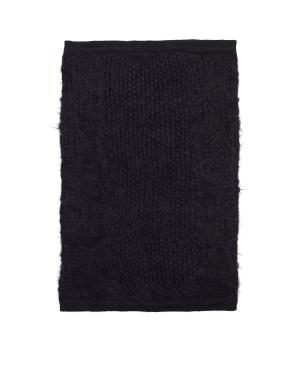 Acronym Black Knitted NG5-PU Snood