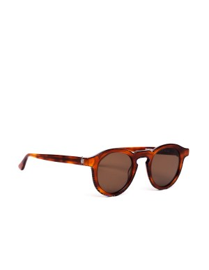 Thierry Lasry Brown Courtesy Sunglasses