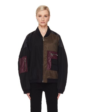Enfants Riches Deprimes Patchwork Bomber Jacket