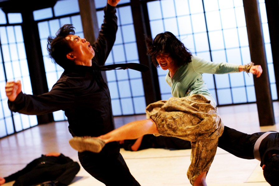 Onna bugeisha (Women Warrior) Marathon: 'Chocolate' (2008)