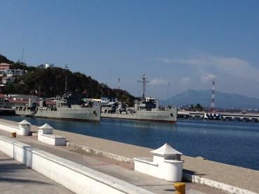 Mexican Navy Ships