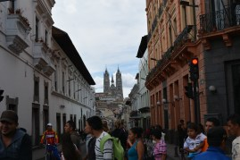 Streets of Quito