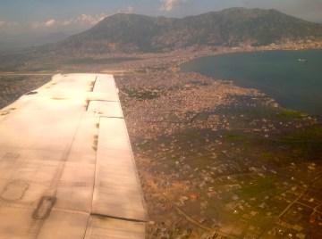 First sights of Cap Haitian