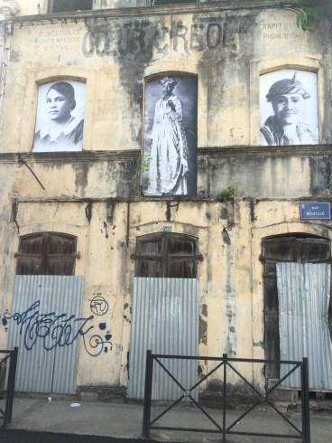 St Pierre walls