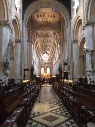 Oxford's Christ Church Cathedral