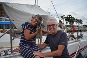 Charlotte & James in Panama
