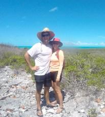 Nick & Megan in Bahamas