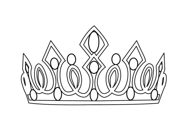 Картинки как сделать корону из бумаги