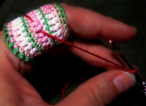 Как связать две нити без узла. Идеи, советы по вязанию, мастер класс своими руками
