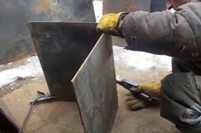 Печь для бани топи мойся своими руками