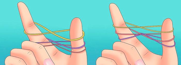 Paano mag-weave bracelets mula sa goma: sunud-sunod na mga tagubilin para sa mga nagsisimula