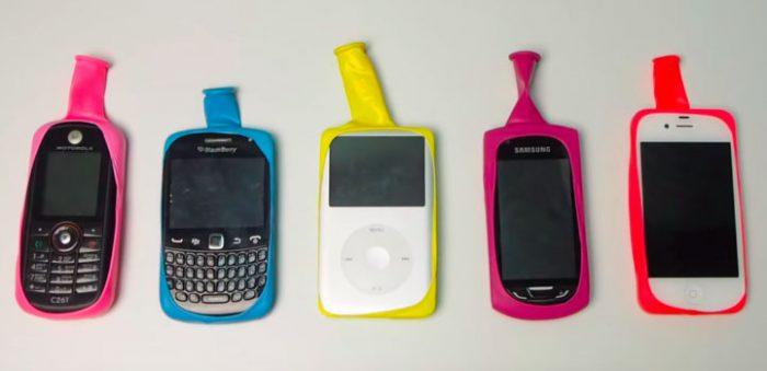 Әуе шарының ұялы телефоны