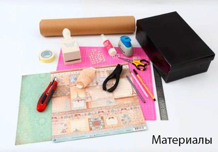 Scrapbooking για αρχάριους με τα χέρια τους βήμα προς βήμα master τάξη