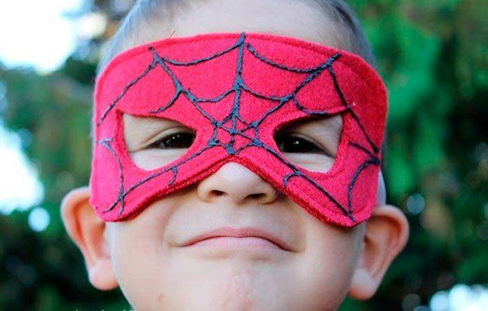 Mask Man - Spider