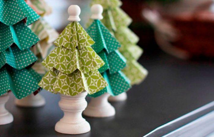 Ursprünglicher Weihnachtsbaum