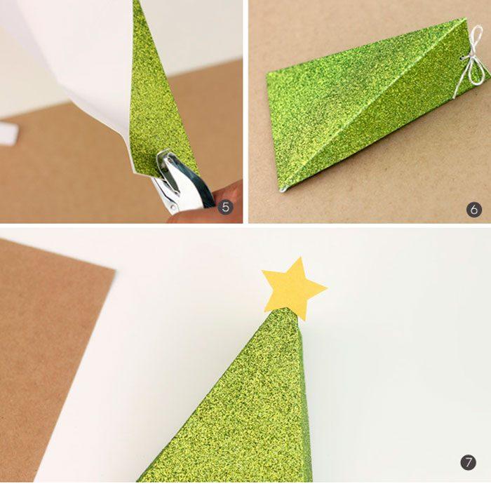 Caixa de árvore de Natal