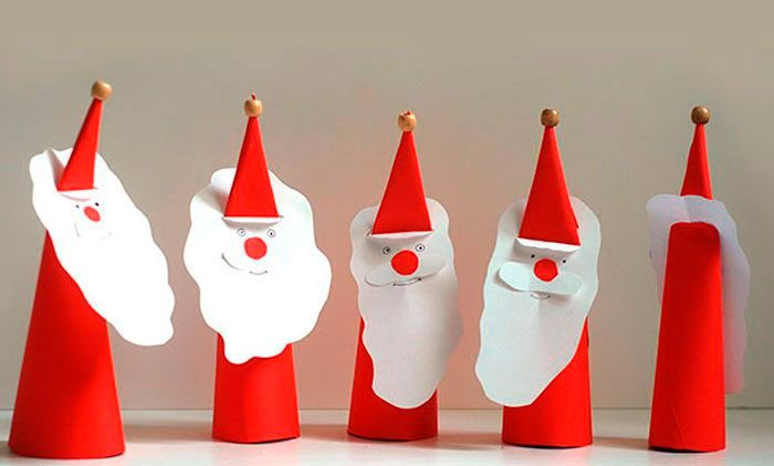 Papier Santa