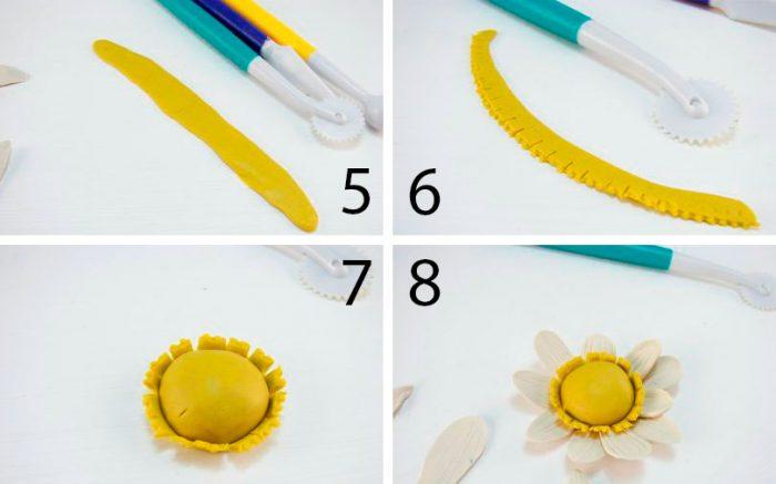 Bunga kelas induk plasticine