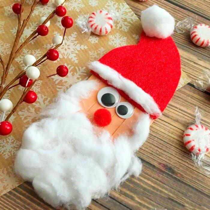 Santa Claus de wat
