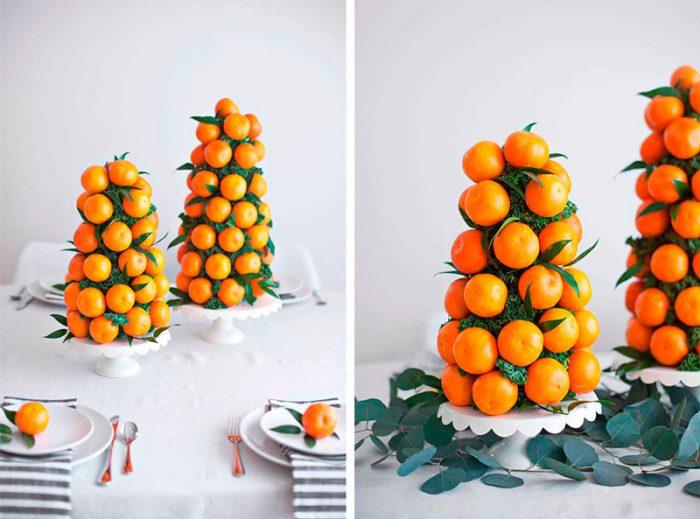 Mandarin Stepha Noel Ağacı
