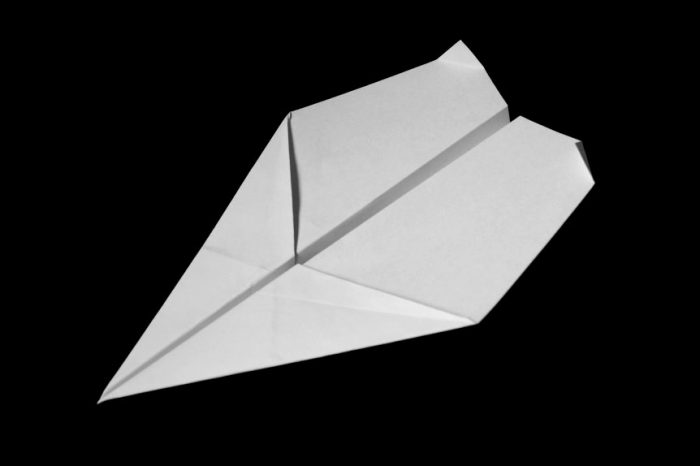 Оригами ұшағы
