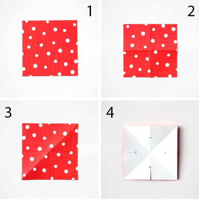 Fotoğrafta tasvir - kağıttan toplu yıldızlar. Evde tatil hazırlama!, Şek. IKEA'da Yıldızlar 1
