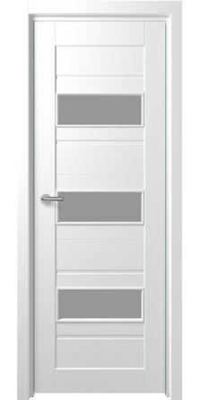 двери в скандинавском стиле белые