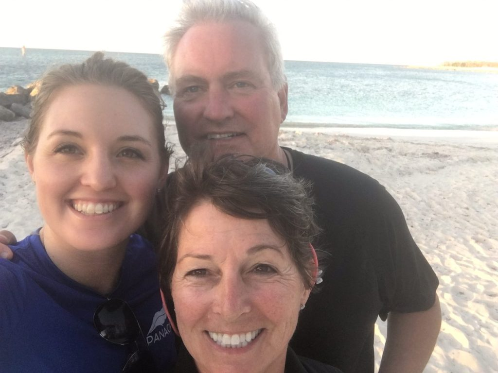 Lyford Cay - the family