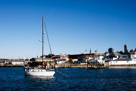 tara anchored