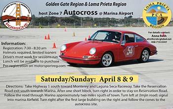 Golden Gate & Loma Prieta Regions Autocross