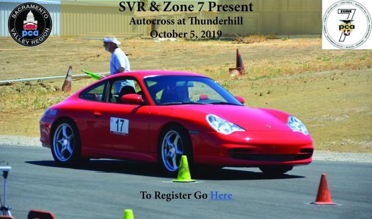 AX 7 Thunderhill (Zone 7 Event) @ Thunderhill Raceway | Willows | California | United States