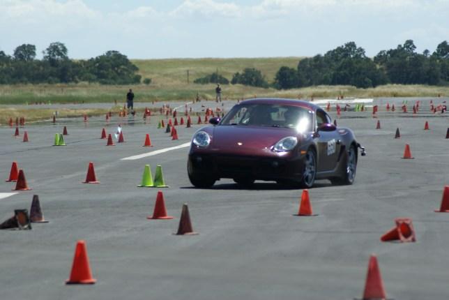 2021 SVR Autocross School @ Niello Porsche | Rocklin | California | United States