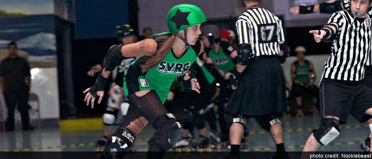 Official Skates Roller Derby