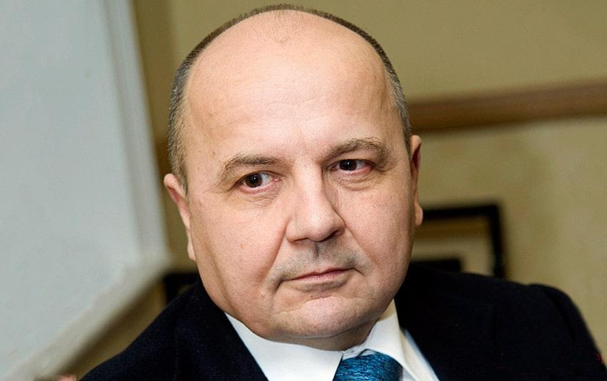 Писатель Виктор Суворов (Резун)