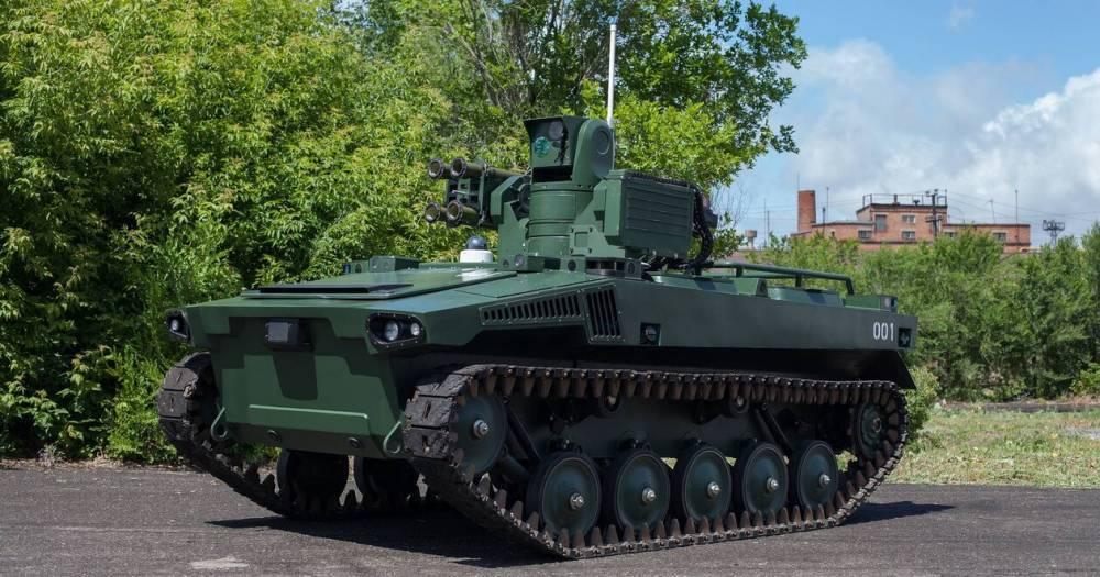 Боевые роботы получат ударные беспилотники