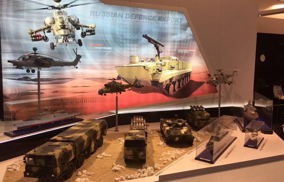 Прорыв в Абу-Даби: что Россия показала на оружейной выставке IDEX-2021