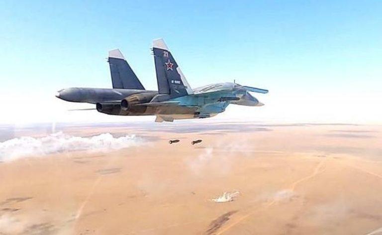 Минобороны России сообщило об уничтожении 200 террористов в Сирии