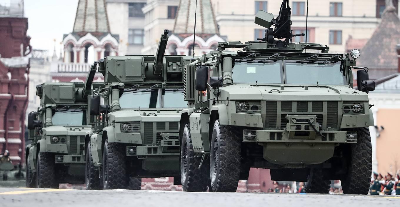 """""""Тайфуны"""" надвигаются. Чем хороши новые боевые машины для подразделений ВДВ и ПВО"""