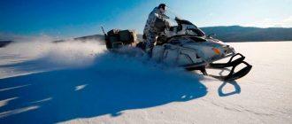 Потаенная опасность: кадры преодоления горной полыньи арктическим спецназом ССО