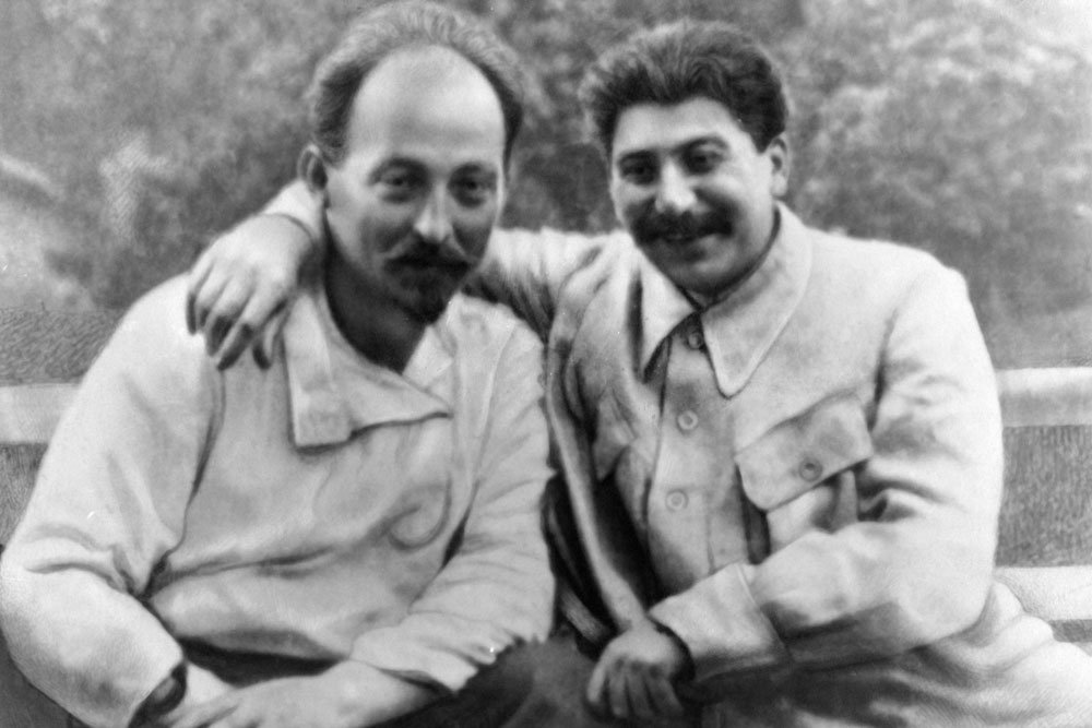 Чекисты следили за Сталиным