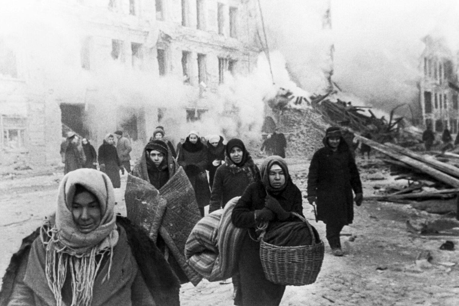 Президент Германии напомнил о жертвах народов бывшего СССР в войне