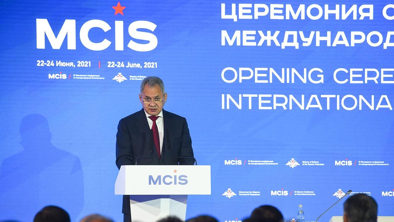 MCIS 2021: как оценили новейшее российское оружие главы военных ведомств 40 государств