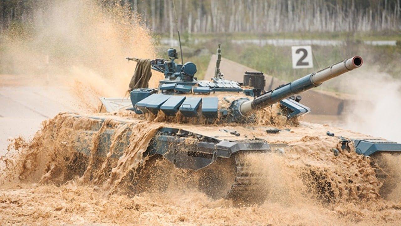 Грохот артиллерии и новинки техники: озвучена программа выступлений на «Армии-2021»