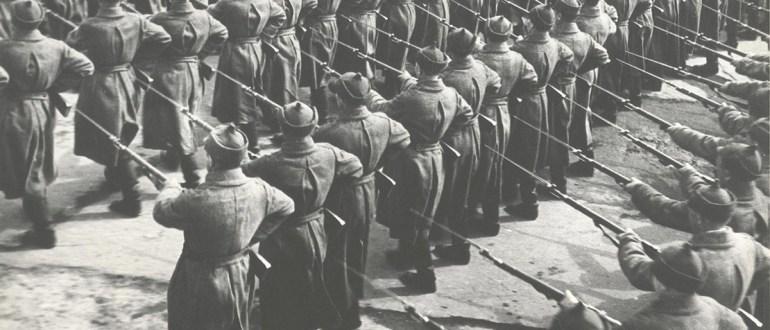 Самые удивительные факты из истории Красной Армии