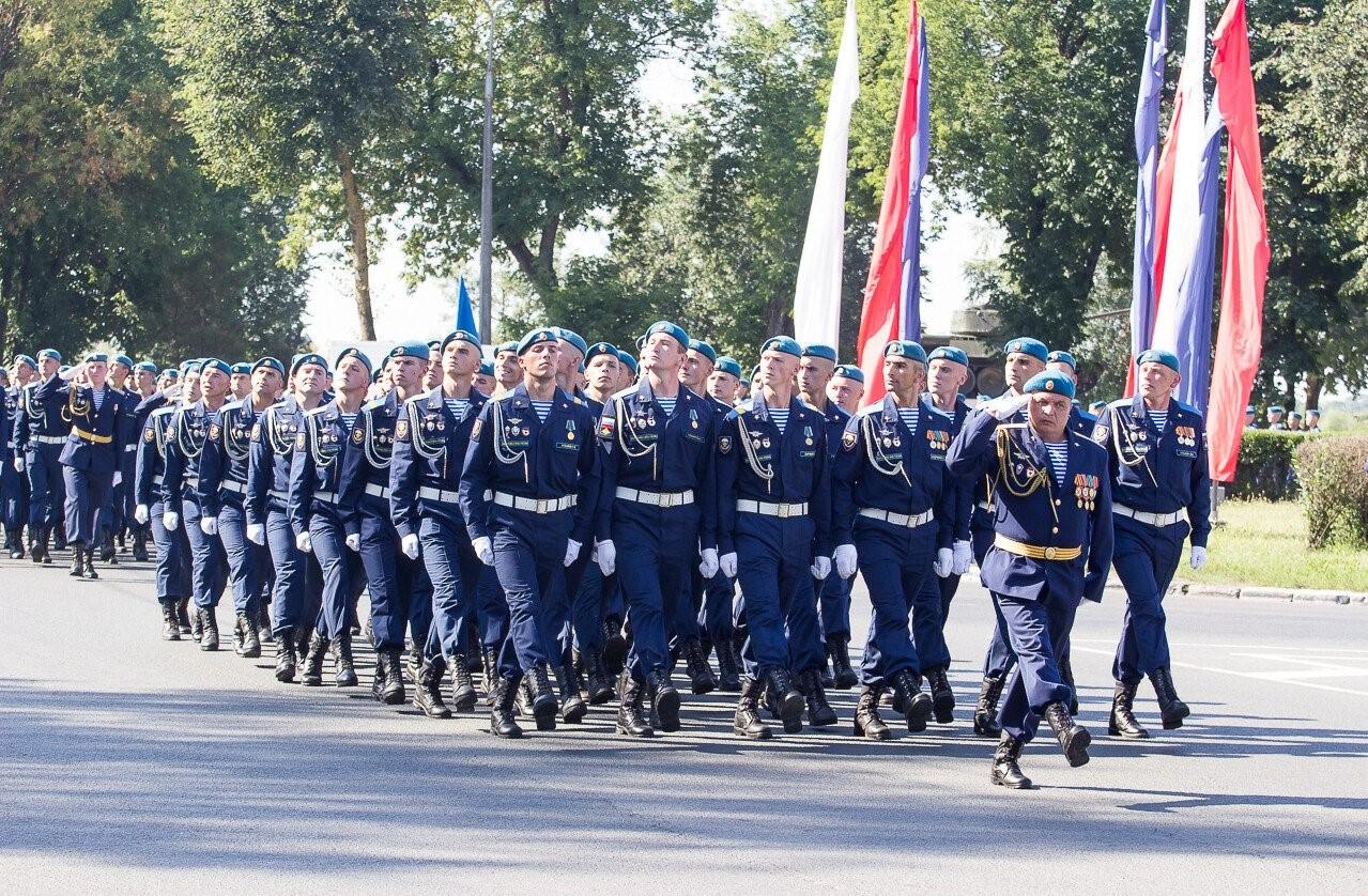 В Феодосии 56-й десантно-штурмовой полк разместят в новом городке