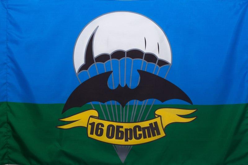 16-я отдельная гвардейская бригада специального назначения