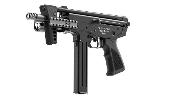 Для российского спецназа разработан новый пистолет-пулемет