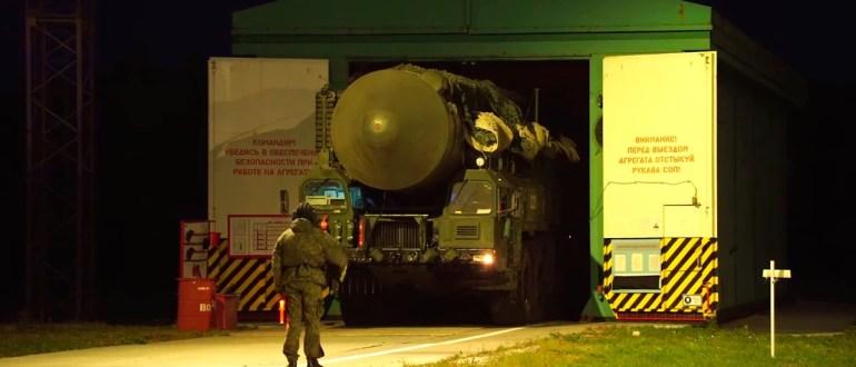 В РВСН стартовали масштабные учения с Тагильским ракетным соединением: видео